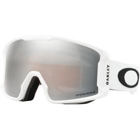 Oakley Line Miner XM Occhiali da neve, bianco/grigio